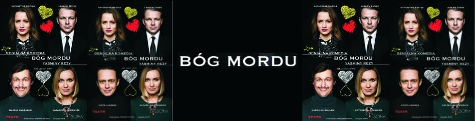 Bóg Mordu / Le Dieu du carnage - spektakle 2018